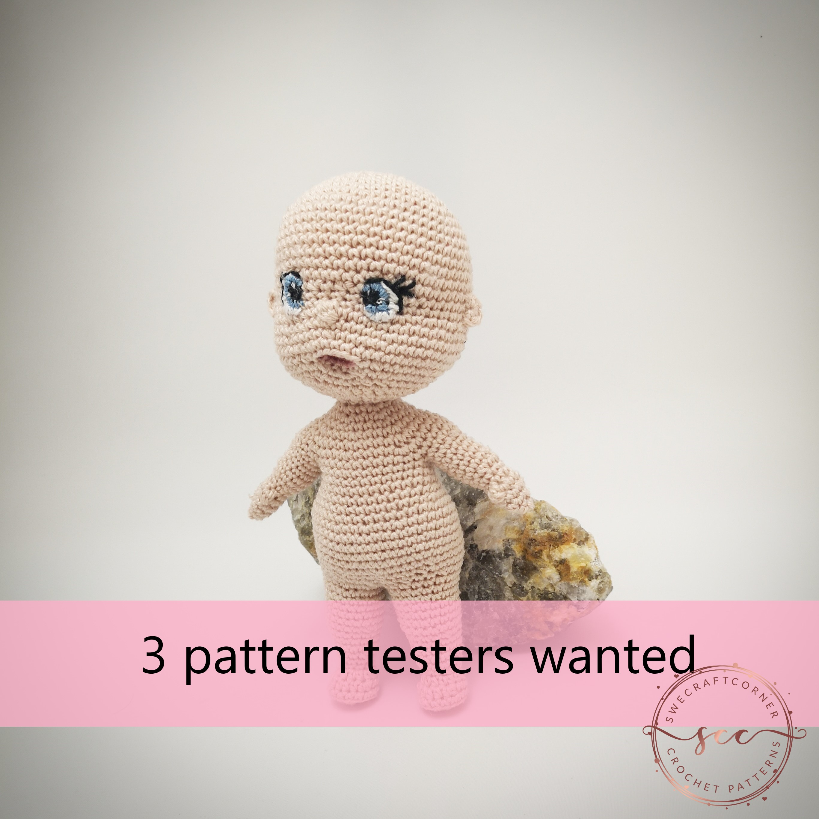 3 pattern testers wanted!