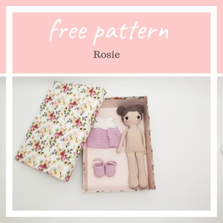 Lylah doll – Rosie FREE pattern