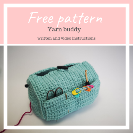 Yarn Buddy – FREE crochet pattern