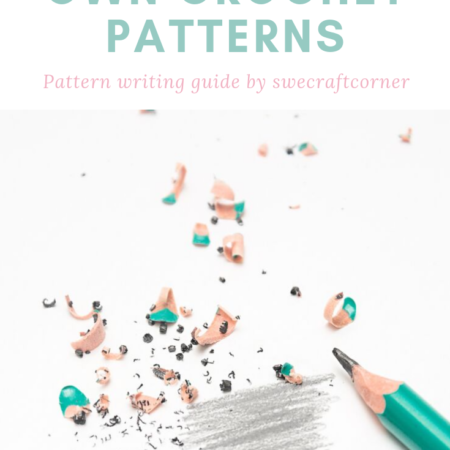 How i write my patterns